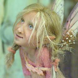 Pixie girl Marike by chopoli