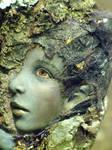 Wooden spirit Lara by chopoli