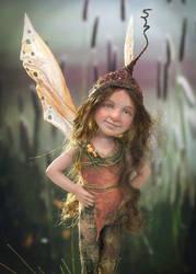 Pixie Girl Janni by chopoli