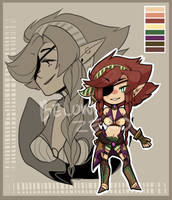 ADOPT: Auction 04 (CLOSED) by belowzero-adopts