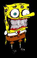 Spongebob by chrisbonney