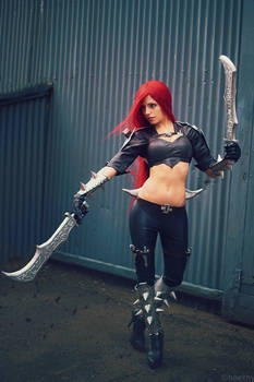 League of Legends - Katarina 3 by Vera-Chimera