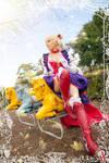 NoFlutter's Sailor Moon by Vera-Chimera