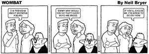 Strip 32 by WombatOne
