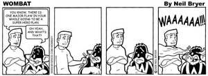 Strip 37 by WombatOne