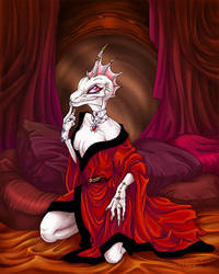 Devilred by All-Crazy-Reptiles