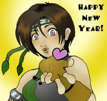Happy New Year by Enkida