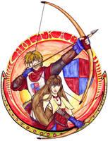 Archers 2009 colour by Enkida