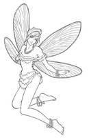 Commission Fairy by Enkida