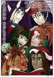 Merry Christmas 2006 by Enkida