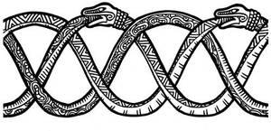Auryn tattoo by Enkida