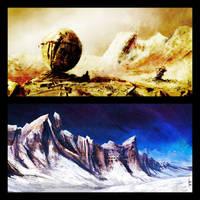 landscape training 4 by MN-Zealot