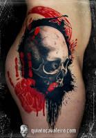 cranium hand by quintocavaleiro