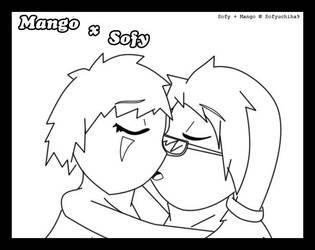 CR 06: Mango x Sofy by janni-chan