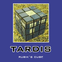 TARDIS Cube --glow-in-the-dark by Blue-Storm-Spirit
