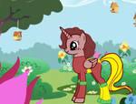 Izzy my little pony character by Wakko2010