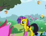 Dear Friend Dgeksionka my little pony character by Wakko2010