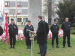 Debrecen JOBBIK and commemoration of the Guard 1 by Wakko2010