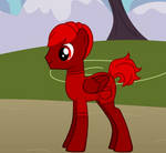 good friend  Benjamin pony character pony dress 1 by Wakko2010