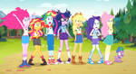 MLP EQG Legend of the Everfree Moments 30 :) by Wakko2010