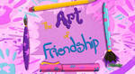 MLP EQG  The Art Of Friendship Part name by Wakko2010