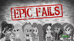 MLP Equestria Girls Epic Fails part Name by Wakko2010