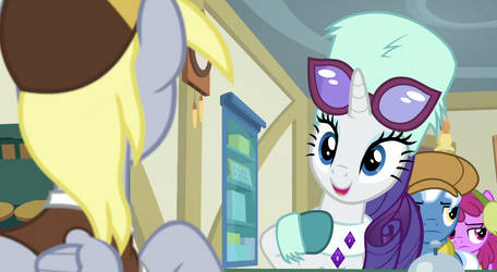 My Little Pony : Best Gift Ever Moments 4 by Wakko2010