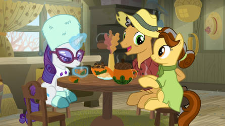 My Little Pony : Best Gift Ever Moments 6 by Wakko2010
