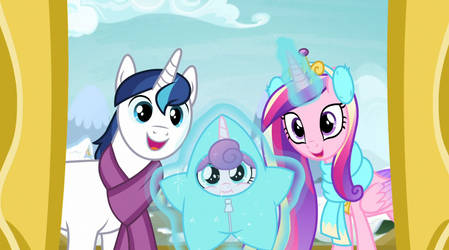 My Little Pony : Best Gift Ever Moments 7 by Wakko2010