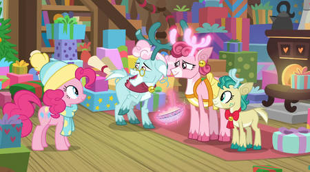 My Little Pony : Best Gift Ever Moments 9 by Wakko2010