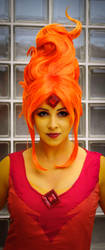 Flame Princess by Vendieh