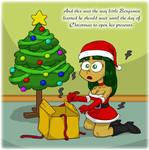 Christmas Present by Glockens