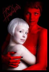good vs evil -halloween 2006 by suzi9mm