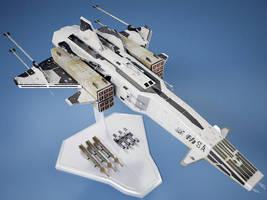 War-Sagitta modelkit by TMC-Deluxe