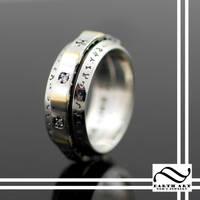 Custom Stargate Spinner ring by mooredesign13