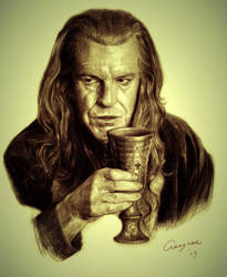 Denethor by howard-shore