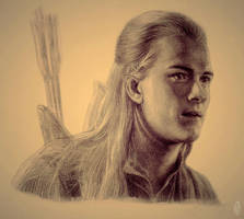 legolas by howard-shore