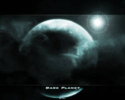Dark Planet by Xna