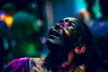 Holi - Festival of Colors by ehabm