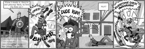 Episode047 - Dude Run! by Taijj