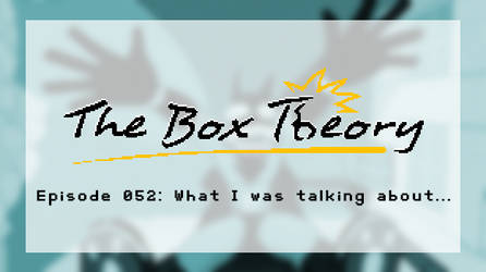 Episode 052 - What I was talking about by Taijj