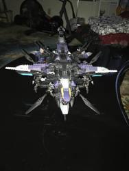 Black Doomship by venjix5