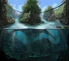 Turtle Island by LiamRoche
