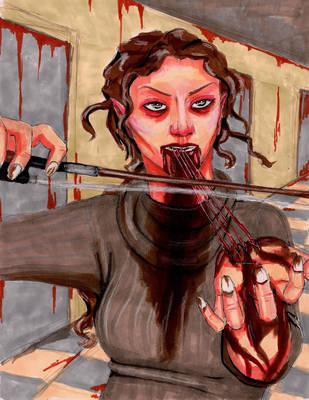Violint by WintersKnight