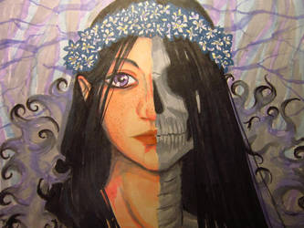 Queen of the Dead by WintersKnight