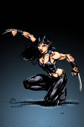 x-23 by Blindman-CB