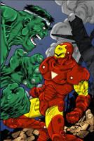 World War Hulk by Blindman-CB