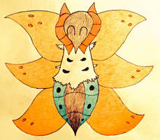 Request - Volcarona by ThyWordIsTruth