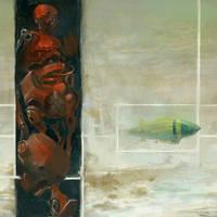 redrobottincloset by CrankBot