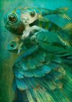 fishhair by CrankBot